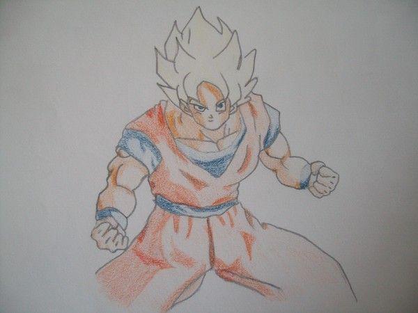 apprendre a dessiner dragon ball z